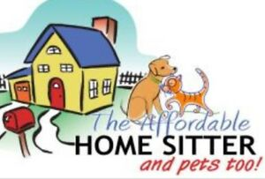 House and/or pet Sitting