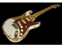 Fender Stratocaster / Relic / Road Worn / Electric Guitar