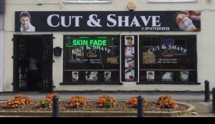 Barber shop for sale in Thirsk north