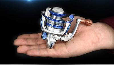 10BB Ball Bearing Left Right Mini Freshwater Fishing Spinning Reel 5.5:1 BM150