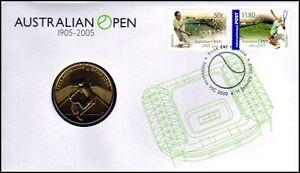 2005: Australian Open Tennis $5 PNC