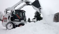 Customizable seasonal and monthly snow removal plans