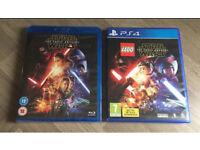 Star Wars PlayStation 4 Game & Blu-ray