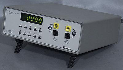 Voltechtektronix Pm1000 Power Analyzeranalysermeterwattmeter
