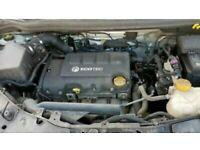 Vauxhall Corsa d meriva Astra j 1.4 engine a14xer