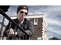 NOEL GALLAGHER Brixton x2 Tickets For Sale