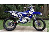Yamaha yz125 2015 £1200 ono