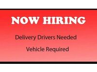 Delivery Driver wanted