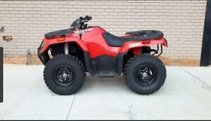 2018 Textron Off Road Formally Arctic Cat New Alterra 500 4x4