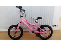 "Ridgeback Minny 12"" Pink Kids Bike"