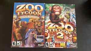 Zoo Tycoon PC Games
