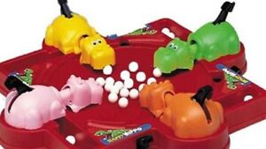 Hungry Hungry Hippos Table game
