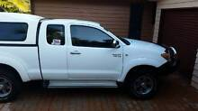 Toyota Hilux Canopy extra cab Buderim Maroochydore Area Preview