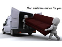 Cheap and reliable man with a van - collections, deliveries and light removals