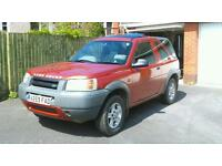 Land rover freelander 2.0 turbo diesel