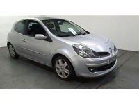 2007(07)RENAULT CLIO 1.4 DYNAMIQUE S MET SILVER,NEW SHAPE,GREAT VALUE!
