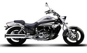 SPRING BLOW OUT SALE! 2013 HYOSUNG GV650-DEMO