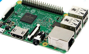 Raspberry Pi 3 - with case, HDMI cable and Power Adapter!