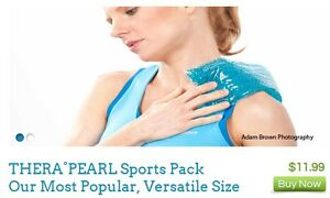 Hot/Cold Pack Therapearl  Brandnew in package $3.