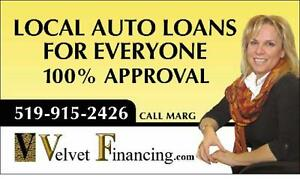 Auto Loans for Everyone with Windsor's Velvet Financing