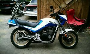 Suzuki GS550E/ES parts