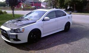 2009 Mitsubishi Lancer Ralliart Sedan