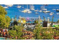 Ultra Croatia Tickets x2