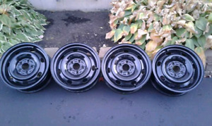 "16"" Ford Escape, Focus, Fusion steel rims"