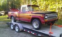 Classic Jeep J-10 Honcho (SOLD sorry guys)