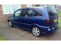 Breaking zafira 2004