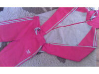 LADIES ADIDA ORIGINAL TRACKSUIT, BRAND NEW WITH TAGS, SIZE X LARGE