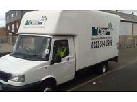 Lwb ldv luton van 2.5d twin rear wheel good condition