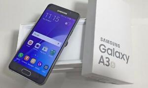 "Brand New unlocked Samsung Galaxy A3 (2016) Dual SIM (4.6"" LCD)"