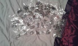 large job lot of charms for jewellery making