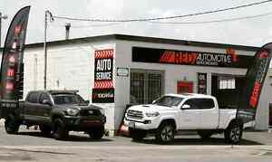 Oil Change, Brakes, Engine problem, Need Tires?