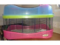 IMAC Hamster Cage Collection from Fulbourn £10