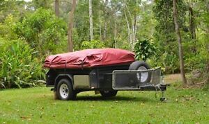 Swag - off-road Camper Trailer - PRICE REDUCED Cairns Cairns City Preview