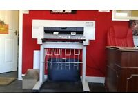 Hp Deisgnjet 450C large format Printer