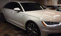 Window tinting services. Tint your car or suv.