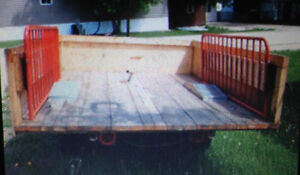 Utility Dump Trailer-Very Good Condition