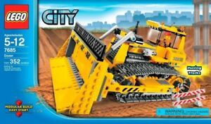Lego 7685 City Le Bulldozer