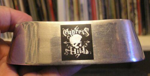 "Cypress Hill ""Black Sunday"" Pewter Ashtray House of Pain Beastie Boys Ash Tray"