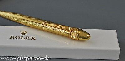 ROLEX Kugelschreiber / Pen inkl. OVP - extrem seltenes Sammlerstück ! VIP