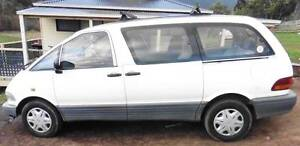 1999 Toyota Tarago Wagon Hobart CBD Hobart City Preview