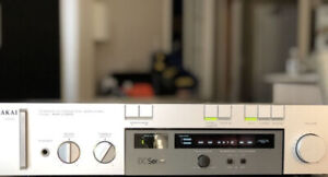 AKAI Home Stereo Amplifier