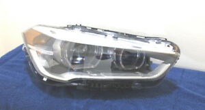 BMW X1 F48 HEADLIGHT RIGHT FITS 16 & UP USED OEM