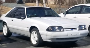 1992 Mustang LX 5.0