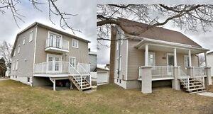 Maison à étage avec garage à vendre à St-Hyacinthe
