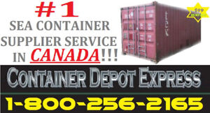 Used Steel Shipping Containers For Rent / Sale!!!