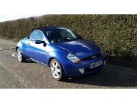 Ford Streetka 1.6 2003 Luxury